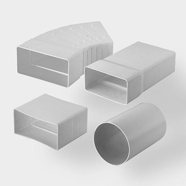 Kunststoff 110 x 54 x 2mm